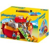 Maletin Arca de Noe 1,2,3, de Playmobil