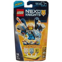 Lego Nexo Knight Axl Ultimate