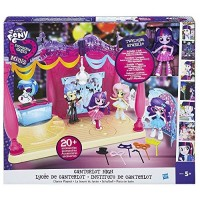 Pista de Baile My Little Pony Equestria Mini Girls