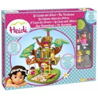 La Casa del Árbol de Heidi