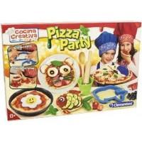 Pizza Party Cocina Creativa