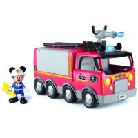 Camión de Bomberos de Mickey al rescate