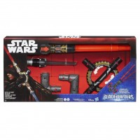 Star Wars Sable Laser Spin Action