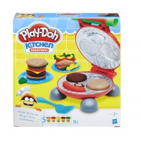 LA BARBACOA DE PLAY DOH