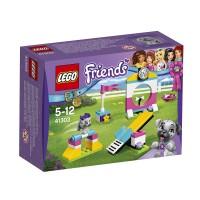 PARQUE PARA MASCOTAS DE LEGO FRIENDS