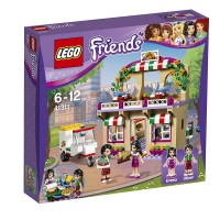 PIZZERIA DE HEARLIKE DE LEGO FRIENDS
