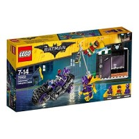 Lego Superhéroes Moto Felina De Catwoman