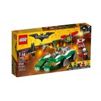 COCHE MISTERIOSO THE RIDER DE LEGO SUPERHEROES
