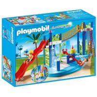 Zona De Juegos Acuatica De Playmobil