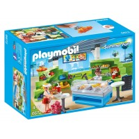 SPLISH SPLASH CAFE DE PLAYMOBIL