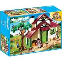 Playmobil Casa Del Bosque
