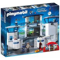 Comisaría De Policía C/Prisión De Playmobil