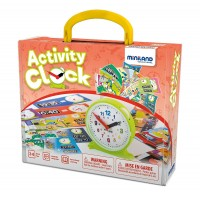 ACTIVITY CLOCK DE MINILAND