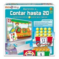 APRENDO A CONTAR HASTA 20 DE EDUCA