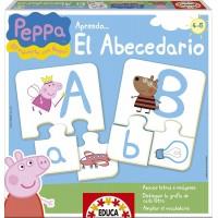 Peppa Pig Aprende el Abecedario