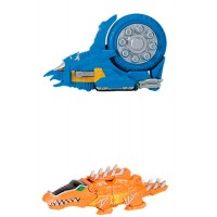 POWER RANGER ZORD ACCION DINO SUPER CHARGER