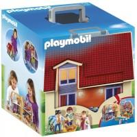Casa Muñecas Maletín de Playmobil
