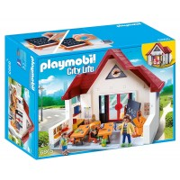 Colegio City Life de Playmobil