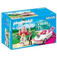 Fiesta de Boda de Playmobil