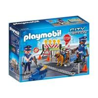 Control De Policía De Playmobil