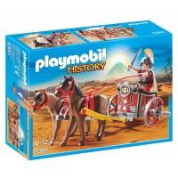 Cuádriga Romana De Playmobil