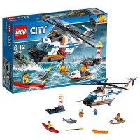 Lego City Gran Helicoptero de Rescate