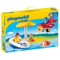 Playmobil Diversión En Vacaciones 1,2,3