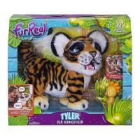 Tigre Tyler Peluche Interactivo