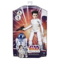 Star Wars Leia y R2D2
