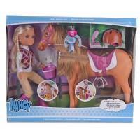Nancy Un Día de Aventuras A Caballo