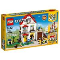 Villa Familar De Lego Creator