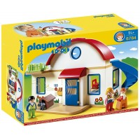 Casa Moderna de Playmobil 1,2,3