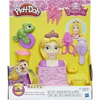Salón De Belleza Rapunzel De Play Doh