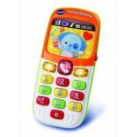 Teléfono Pequephone Bilingue