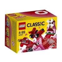 Caja Creativa Color Rojo Lego Classic