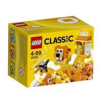 Caja Creativa Color Naranja Lego Classic