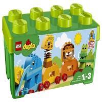 Mi Primera Caja de animales Lego Duplo