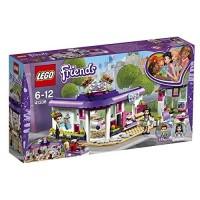 Café Del Arte De Emma De Lego Friends