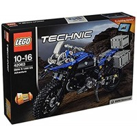 Moto BMW r1200 Gs Adventure De Lego Technic