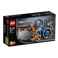 Compactador Buldocer De Lego Technic