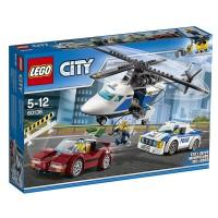 Persecución Por La Autopista De Lego City
