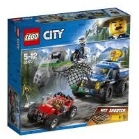 Caza En La Carretera De Lego City