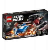 Lego Star Wars Silenciador Tie