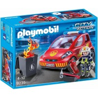 Coche de Bomberos de Playmobil