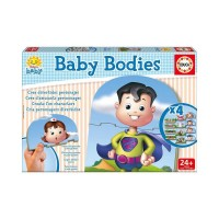 Baby Bodies De Educa