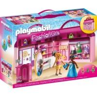 Maletín Tienda De Moda De Playmobil