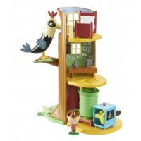 Árbol Duende Playset de Ben y Holly