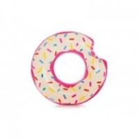 Donut De Fresa Hincable 107*99 Cm