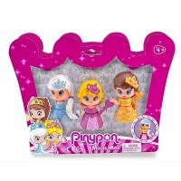 Pack 3 Princesas De Pinypon