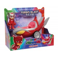 Pj Masks Vehículos Turbo Surtidos